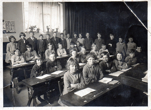Aldbourne School 1930